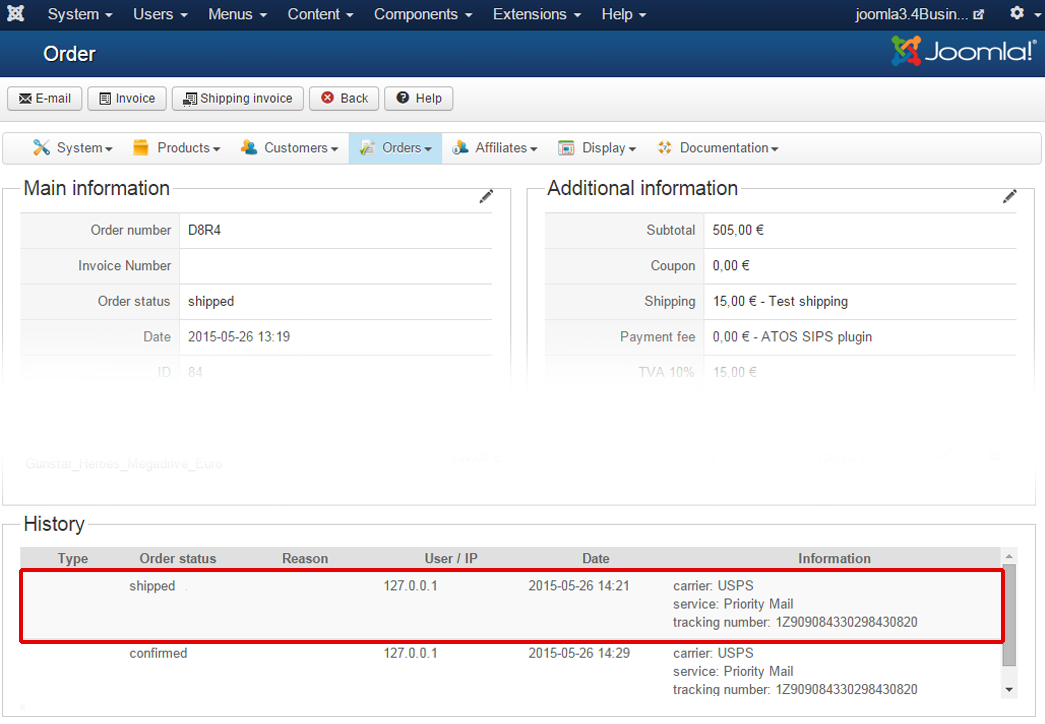how to get shipstation to automatically send orders to shipwire