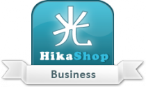 hikashop business