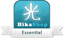 HikaShop Essential