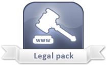 Legal pack : Terms & Conditions templates