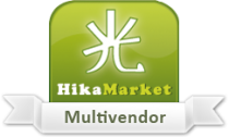 HikaMarket Multi-vendor