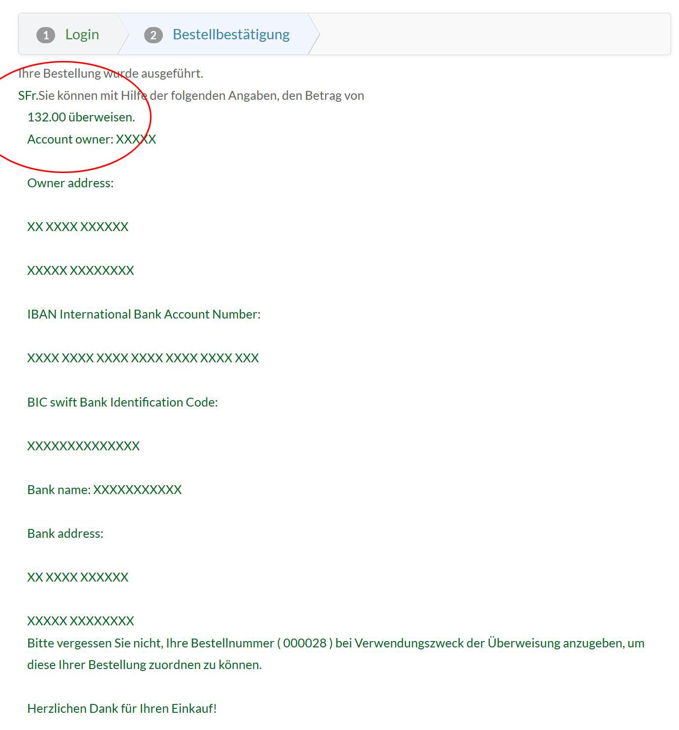 HikaShop - Numbers in checkout >align decimal tab - HikaShop