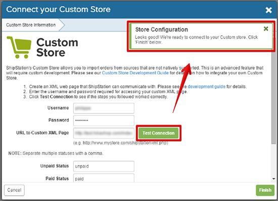 HikaShop - ShipStation Plugin Authentication - HikaShop
