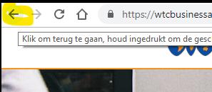 HikaShop - Strang back button behaviour in Google Chrome